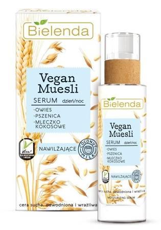 Bielenda Vegan Muesli Serum nawilżające dzień/noc 30ml