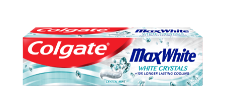Colgate Max White White Crystals Pasta do zębów 100ml