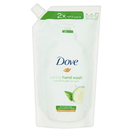 Dove Cucumber&Green Tea Mydło w płynie-zapas 500ml