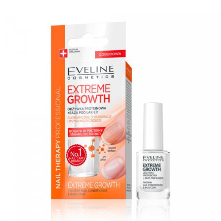 Eveline Extreme Growth proteinowa odżywka do paznokci