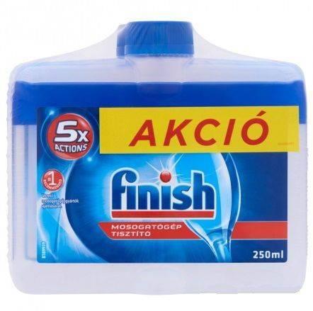 Finish Płyn do czyszczenia zmywarki 2x250ml
